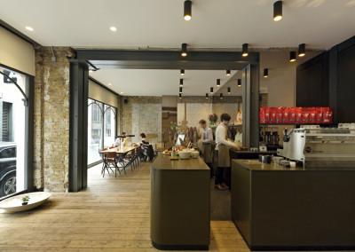 The Association London  Architects: Herbet & Mason
