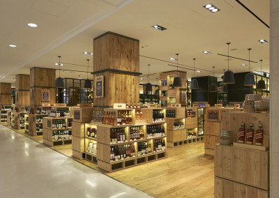 Wine Shop Selfridges