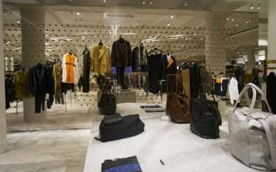 Selfridges Mens East 21