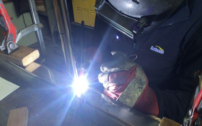 Sunbeam Metal Works - Welding