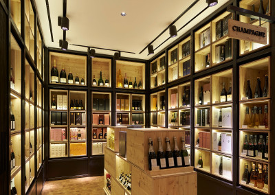 Wine Shop Selfridges