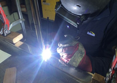 Sunbeam Metal Works - Welding