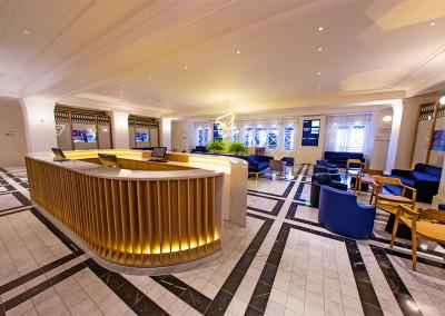 Customer Service Lounge Selfridges